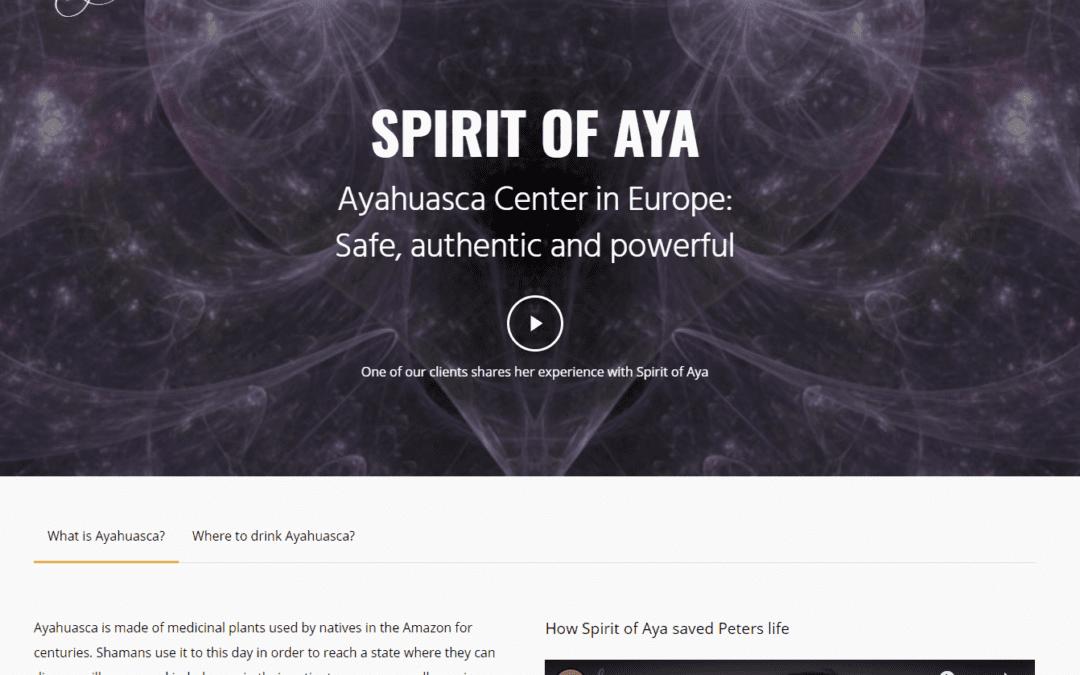 SPIRIT OF AYA