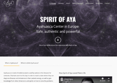 SPIRIT OF AYA